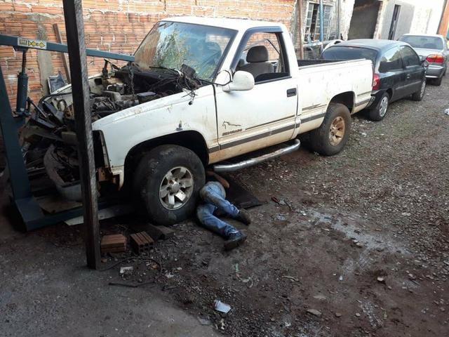 Silverado diesel - Foto 2