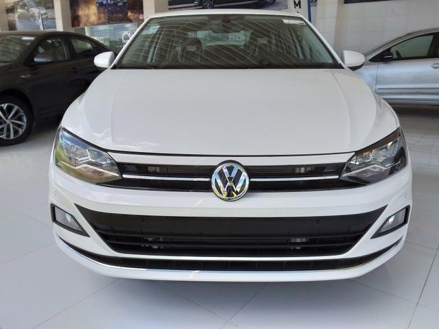 Novo Volkswagen Virtus Highline 200 TSI - Automático 19/20