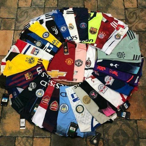 Camisas de times de futebol nova temporada - Roupas e calçados ... 3c967243c8b27