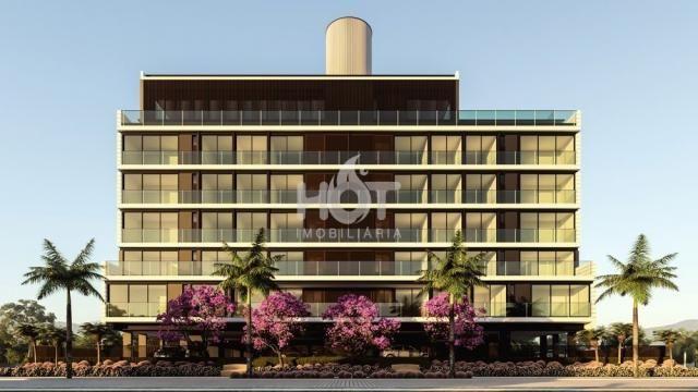 Apartamento à venda com 2 dormitórios em Jurerê internacional, Florianópolis cod:HI71464 - Foto 2