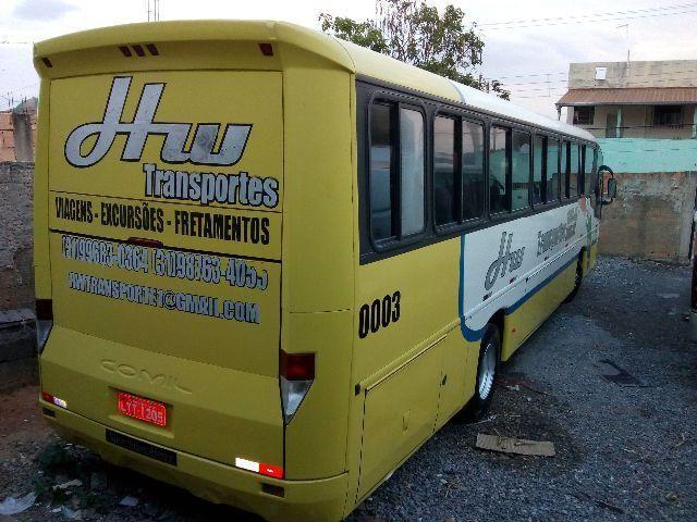Ônibus Rodoviário motor dianteiro Comil campione - Foto 4