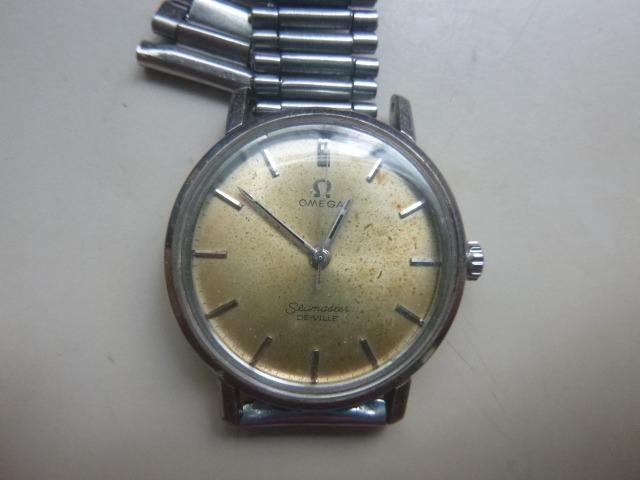 9770c93afc3 Autentico relógio Omega de pulso funcionando perfeitamente
