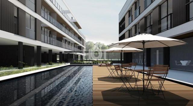 Apartamento à venda com 2 dormitórios em Novo campeche, Florianópolis cod:HI71505