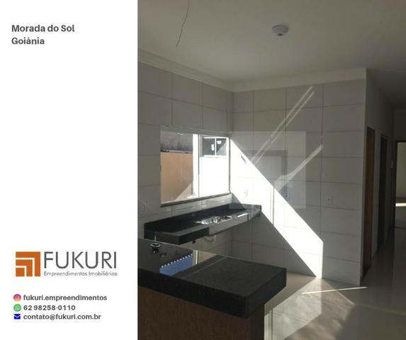 Casa 2Q c/suíte - Setor Morada do Sol - Goiânia - Foto 4