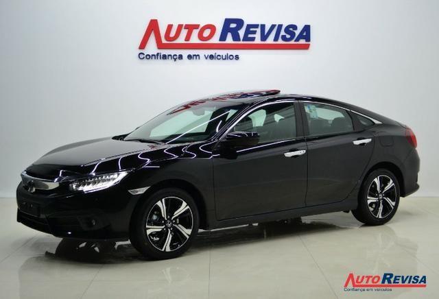 Honda Civic Sedan Touring 15 Turbo 16v Aut4p 2019 585758204 Olx