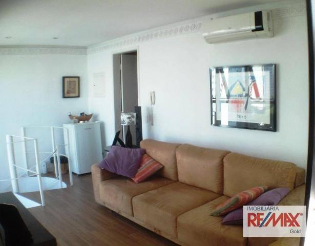 Cobertura 3 dormitórios,2 suítes,churrasqueira,home theater ,rua passo da patria - Foto 6