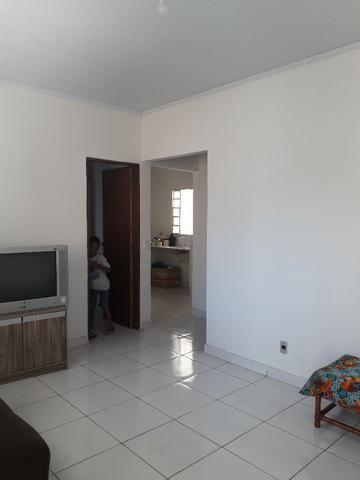 Excelente casa aceita financiamento na 508 do recanto das emas - Foto 6