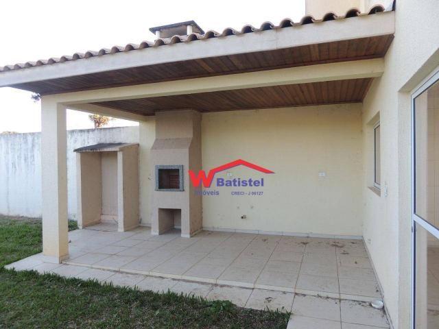 Sobrado com 3 dormitórios à venda, 177 m² - avenida joana d arc nº 206 -tanguá - almirante - Foto 17