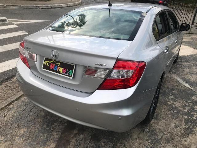 Honda Civic EXS 2013 - Chassi Remarcado - Foto 5