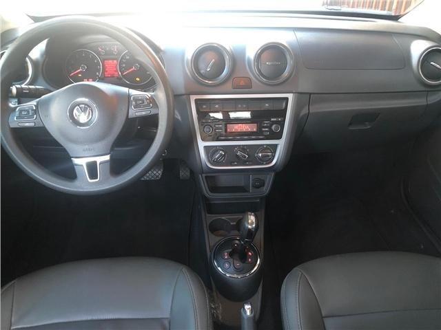 Volkswagen Voyage 1.6 mi comfortline 8v flex 4p automatizado - Foto 7