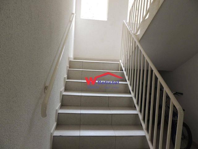Apartamento com 2 dormitórios à venda, 46 m² por r$ 152.000 - rua tunísia nº 634 - fátima  - Foto 5