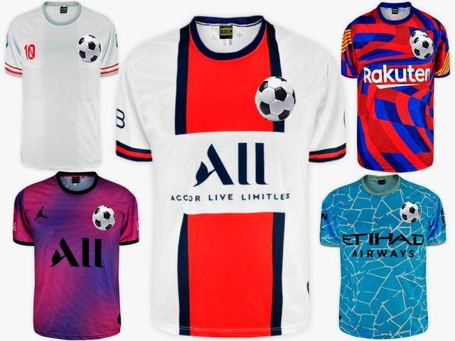Camisas de Times e Clubes