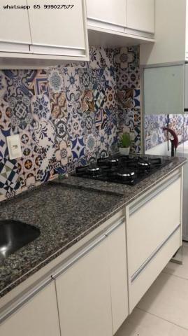 Apartamento para Venda em Várzea Grande, Centro-Norte, 2 dormitórios, 1 banheiro, 1 vaga - Foto 13