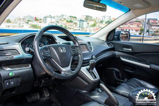 Honda Cr-V - Com Teto Solar - Foto 8