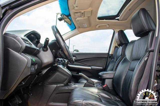 Honda Cr-V - Com Teto Solar - Foto 9