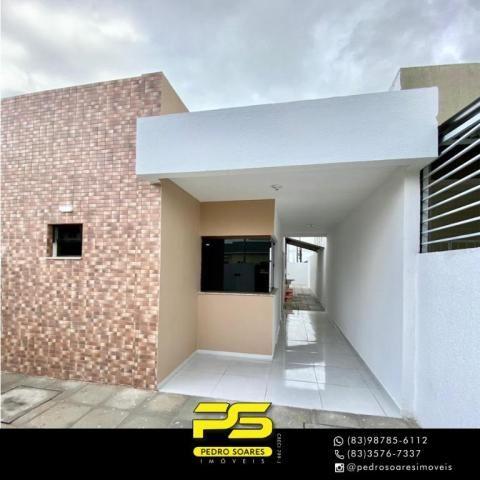 Casa com 2 dormitórios à venda por R$ 150.000 - Gramame - João Pessoa/PB - Foto 2