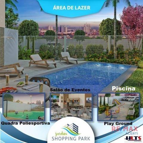 Apartamento com 2 dormitórios à venda, 45 m² por R$ 122.590,00 - Shopping Park - Uberlândi - Foto 17
