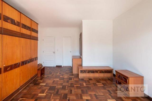 Apartamento com 3 dormitórios para alugar no Batel - condomínio com valor baixo, 96 m² por - Foto 13