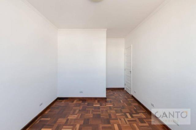 Apartamento com 3 dormitórios para alugar no Batel - condomínio com valor baixo, 96 m² por - Foto 18
