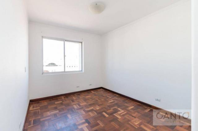 Apartamento com 3 dormitórios para alugar no Batel - condomínio com valor baixo, 96 m² por - Foto 16