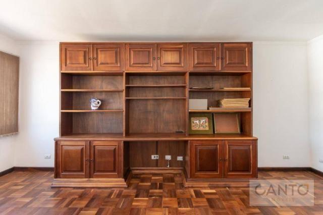 Apartamento com 3 dormitórios para alugar no Batel - condomínio com valor baixo, 96 m² por - Foto 4