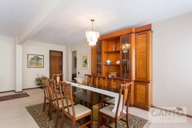Apartamento com 4 dormitórios (1 suíte) à venda no Alto da XV, 289 m² por R$ 779.000 - Cur - Foto 9
