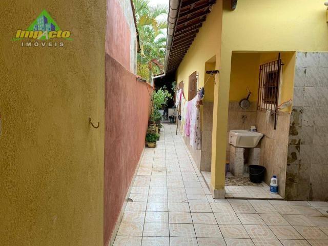 Casa com 2 dormitórios à venda, 70 m² por R$ 250.000 - Maracanã - Praia Grande/SP - Foto 4