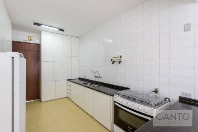 Apartamento com 4 dormitórios (1 suíte) à venda no Alto da XV, 289 m² por R$ 779.000 - Cur - Foto 17