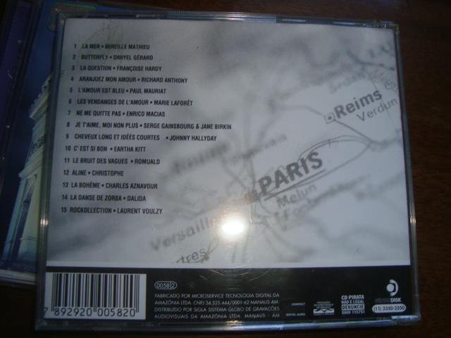 Belle France, 3 cd, Mireille Mathieu, Adamo, Dalida, Richard Anthony, Aznavour, Dassin - Foto 4