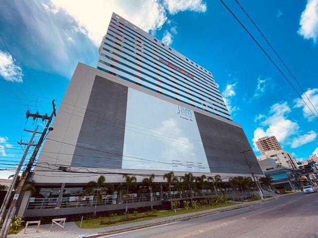 Sala comercial c/ 41,70m2 no empresarial JAM em Olinda - Foto 2
