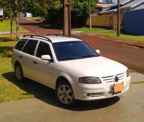 Volkswagen Parati 1.6 2011 G4 IV Flex