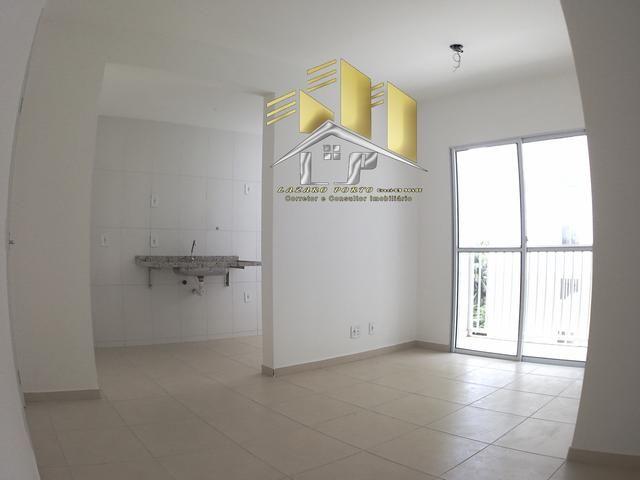 Laz- Alugo apartamento condomínio Enseada Jacaraipe (01) - Foto 3