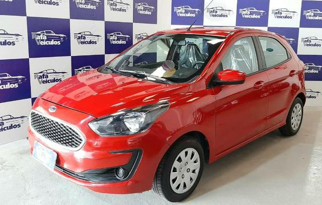 Vem para melhor de Belém!!! Ford Ka 1.0 2019 R$ 39.900,00 - ERIC RAFA VEÍCULOS - Foto 4