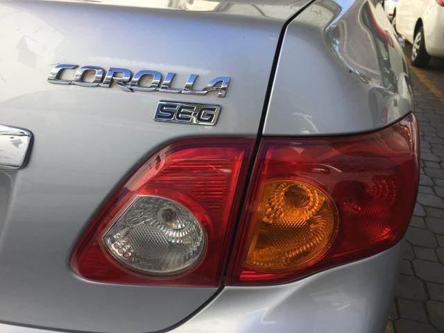 Corolla Aut Seg 1.8 2010 completíssimo - Foto 6
