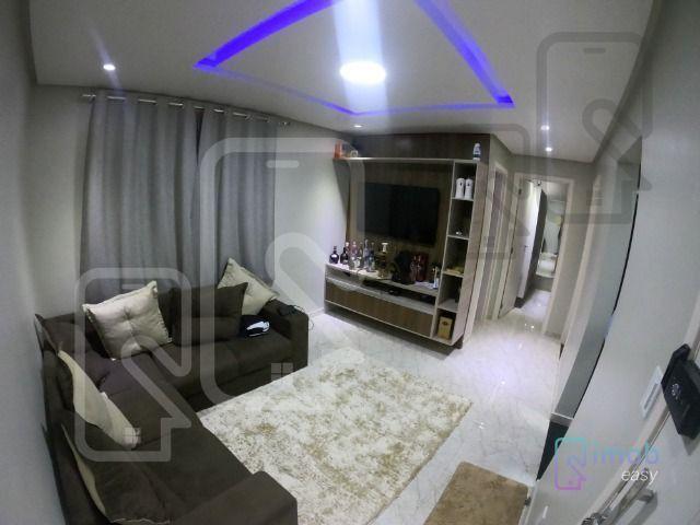 Condomínio Jardim Paradiso Antúrio, 46m², 2 quartos, mobiliado - Foto 2