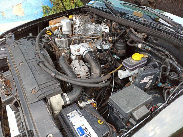 blazer S10 2.8 diesel 4x4 - Foto 12