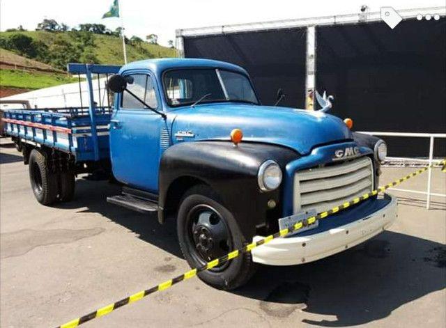 Carroceria caminhão F4000