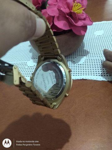 Relógio TECHNOS SKYDIVER PROFISSIONAL Vendo ou troco por celular  - Foto 3
