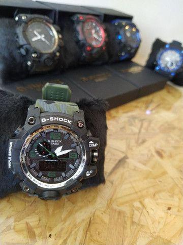 Relógio de Pulso Masculino modelo G-shock - Foto 6