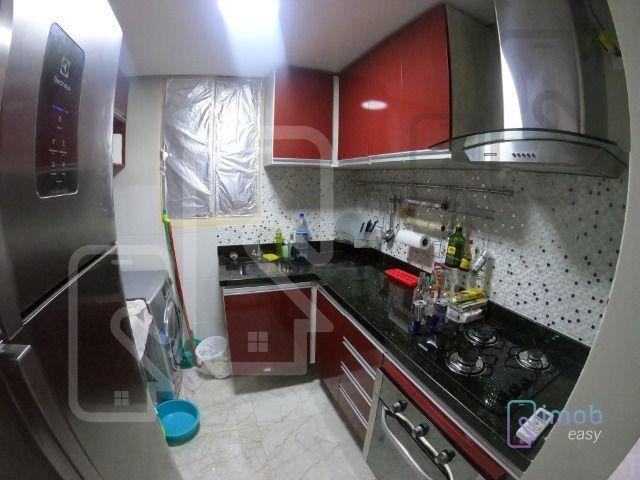 Condomínio Jardim Paradiso Antúrio, 46m², 2 quartos, mobiliado - Foto 4