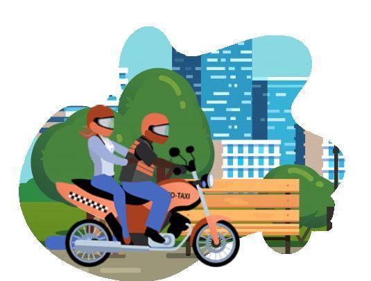 Motoristas Entregadores Mototaxistas - Foto 3