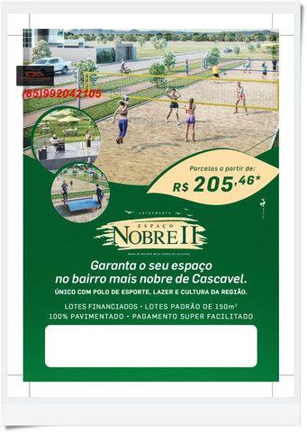 %% loteamento Espaço Nobre II %% - Foto 9
