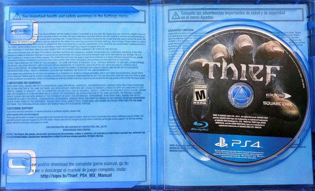 Thief PS4 jogo  - Foto 2