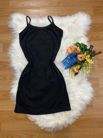 Vestidos suplex ou canelado - Foto 5