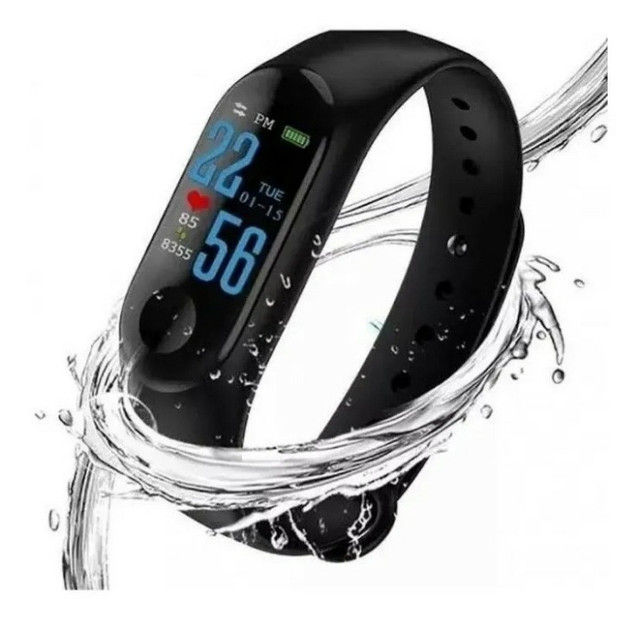 Smart Band M3 Relógio Inteligente  - Foto 3