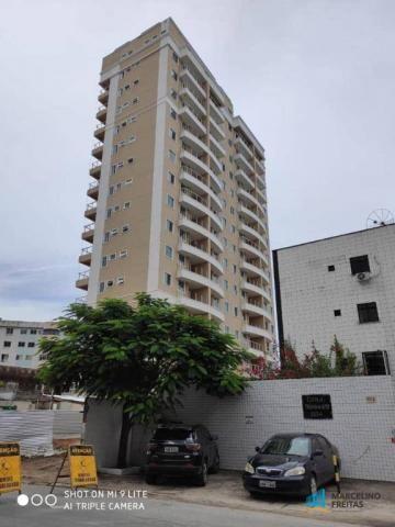 Apartamento com 2 dormitórios à venda, 53 m² por R$ 360.684,20 - Jacarecanga - Fortaleza/C - Foto 3