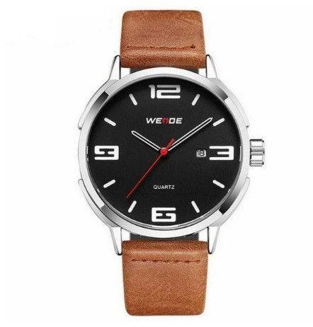 Relógio Masculino Marca: Weide WD004, Novo analógico Quartz - Foto 2
