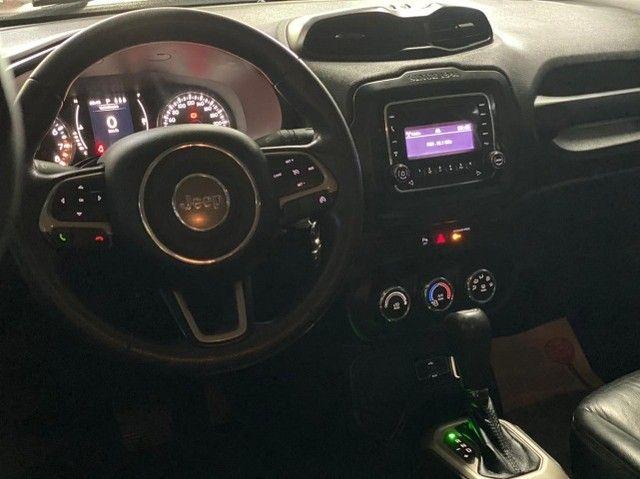 Jeep Renegade 1.8! Sport! Top! Com Acessórios Exclusivos! Raridade! Até 100 % Financiado. - Foto 17