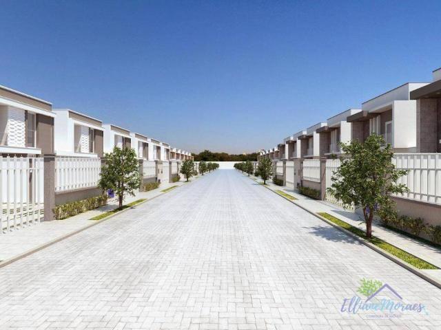 Casa à venda, 132 m² por R$ 469.000,00 - Tamatanduba - Eusébio/CE - Foto 4