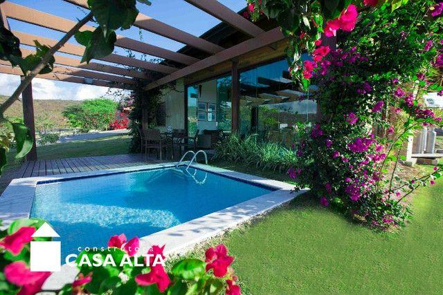 Bangalô com projeto personalizado no Villa Monte Castelo - Foto 12